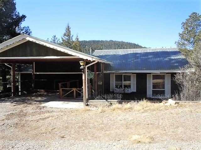 12 Mystery Path, Cloudcroft, NM 88317 (MLS #159621) :: Assist-2-Sell Buyers and Sellers Preferred Realty