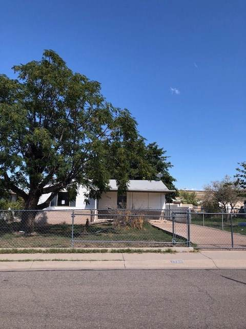 1309 Eighth St, Alamogordo, NM 88310 (MLS #161606) :: Assist-2-Sell Buyers and Sellers Preferred Realty