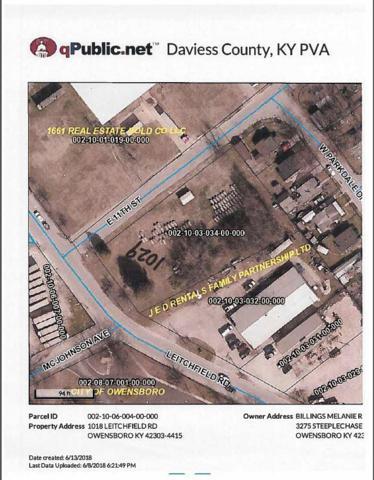 1029 Leitchfield Road, Owensboro, KY 42303 (MLS #74003) :: Farmer's House Real Estate, LLC