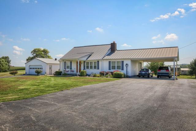 11136 State Route 764, Whitesville, KY 42378 (MLS #74176) :: Farmer's House Real Estate, LLC