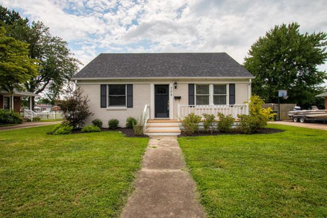708 Canterbury, Owensboro, KY 42303 (MLS #74447) :: Farmer's House Real Estate, LLC