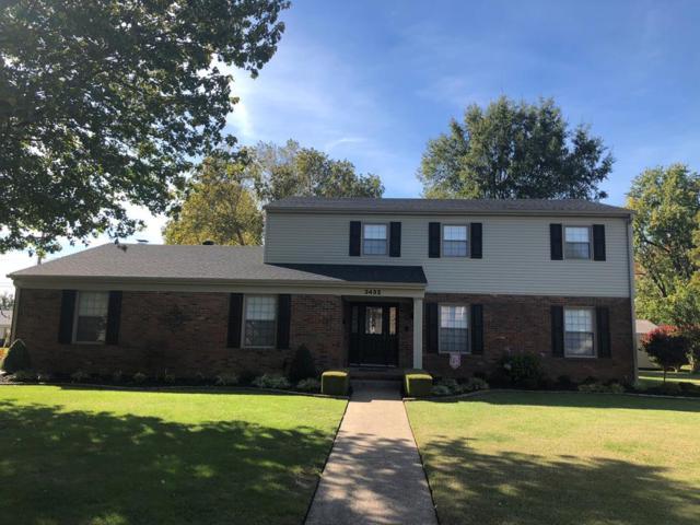 3432 Marycrest Drive West, Owensboro, KY 42301 (MLS #75005) :: Farmer's House Real Estate, LLC