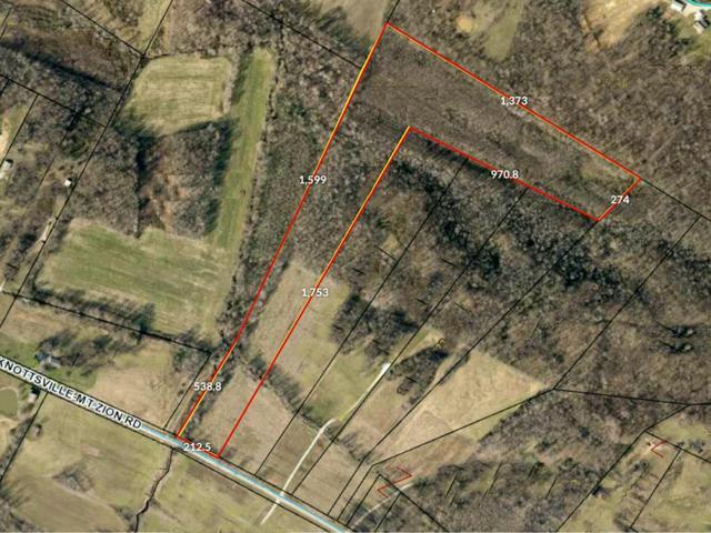 8835 Knottsville Mt Zion Rd, Philpot, KY 42366 (MLS #75129) :: Kelly Anne Harris Team