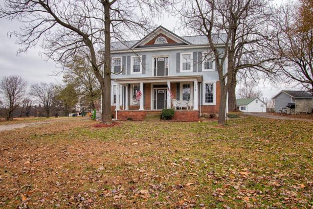 132 Ruby Lane, Hawesville, KY 42348 (MLS #75141) :: Farmer's House Real Estate, LLC
