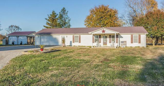 315 Cave Hollow Lane, Custer, KY 40117 (MLS #75159) :: Farmer's House Real Estate, LLC