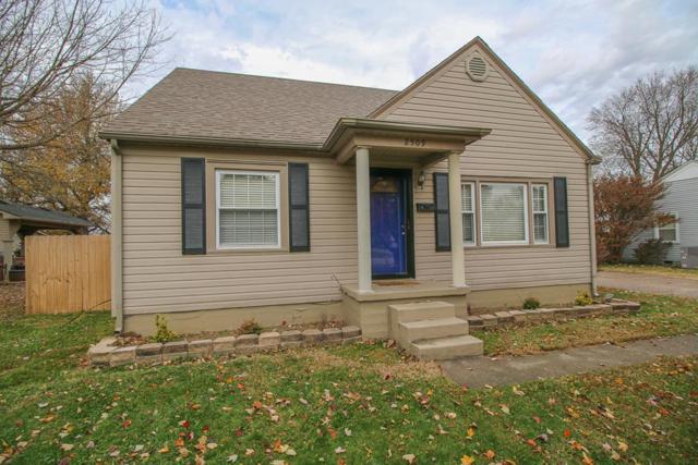 2509 York St N, Owensboro, KY 42301 (MLS #75194) :: Farmer's House Real Estate, LLC