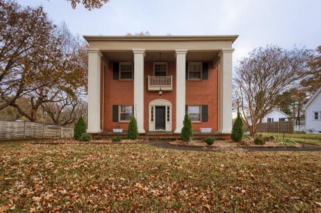 1912 Parrish Ave W, Owensboro, KY 42301 (MLS #75245) :: Farmer's House Real Estate, LLC