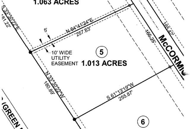 Lot #5 Mccormick Lane, Utica, KY 42376 (MLS #75905) :: Kelly Anne Harris Team