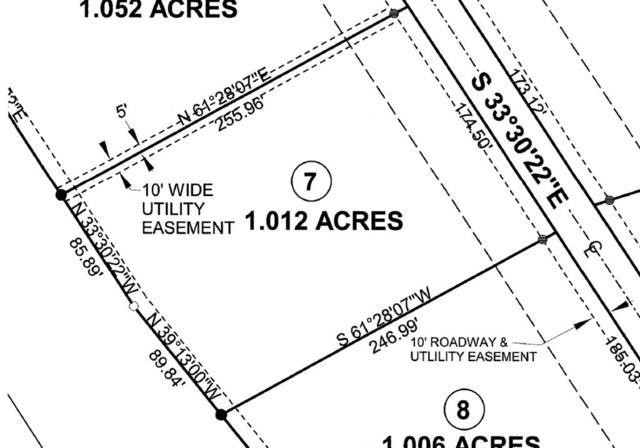 Lot #7 Mccormick Lane, Utica, KY 42376 (MLS #75907) :: Kelly Anne Harris Team