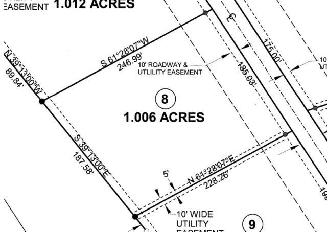 Lot #8 Mccormick Lane, Utica, KY 42376 (MLS #75908) :: Kelly Anne Harris Team