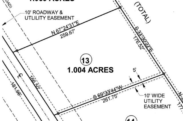 Lot #13 Mccormick Lane, Utica, KY 42376 (MLS #75909) :: Kelly Anne Harris Team