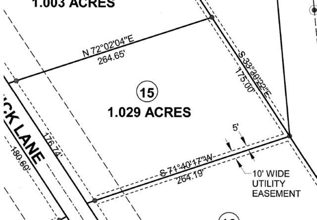 Lot #15 Mccormick Lane, Utica, KY 42376 (MLS #75910) :: Kelly Anne Harris Team