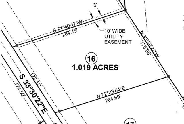 Lot #16 Mccormick Lane, Utica, KY 42376 (MLS #75911) :: Kelly Anne Harris Team