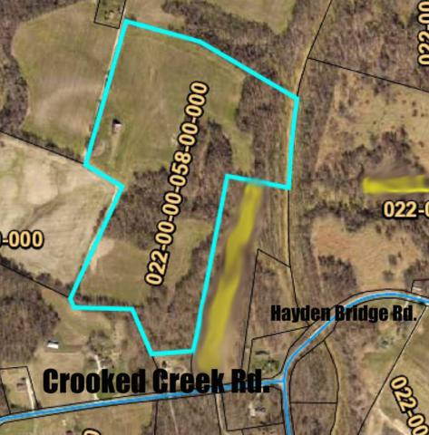 0 Crooked Creek Rd, Owensboro, KY 42301 (MLS #76151) :: Kelly Anne Harris Team