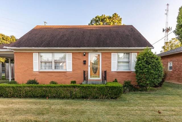 1726 Winding Way, Owensboro, KY 42303 (MLS #77454) :: Kelly Anne Harris Team