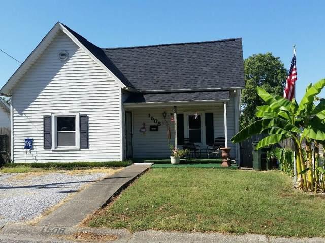 1508 Pearl Street, Owensboro, KY 42303 (MLS #77558) :: Kelly Anne Harris Team