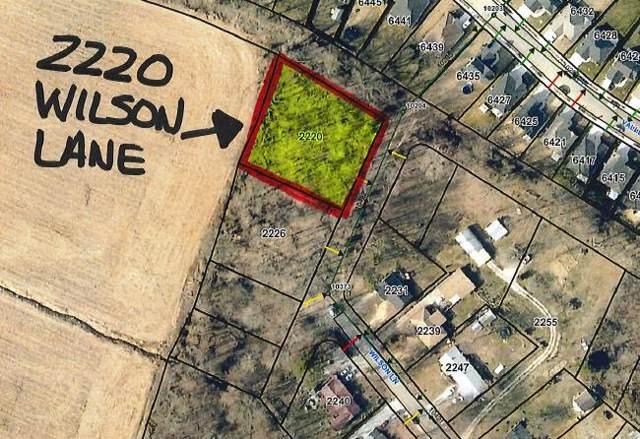 2220 Wilson Lane, Utica, KY 42376 (MLS #77628) :: The Harris Jarboe Group