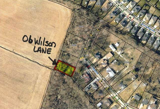 0b Wilson Lane, Utica, KY 42376 (MLS #77631) :: The Harris Jarboe Group