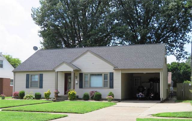 2624 South Griffith Ave., Owensboro, KY 42301 (MLS #77659) :: Kelly Anne Harris Team