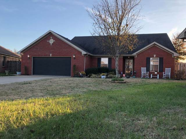 5336 Summercrest Dr, Owensboro, KY 42301 (MLS #77807) :: The Harris Jarboe Group