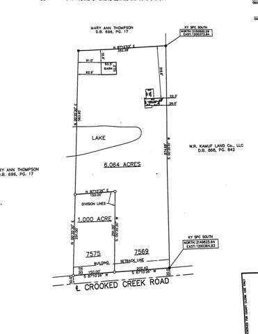 7575 Crooked Creek Rd, Owensboro, KY 42301 (MLS #77883) :: Kelly Anne Harris Team
