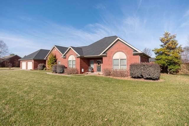 6505 Springwood Drive, Owensboro, KY 42301 (MLS #77903) :: The Harris Jarboe Group