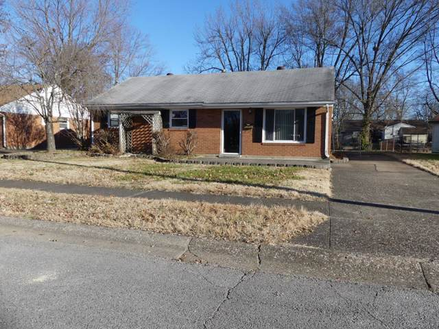 3827 Shelly Dr, Owensboro, KY 42303 (MLS #77944) :: The Harris Jarboe Group