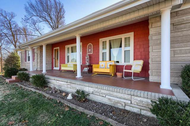 821 Sharp Road, Utica, KY 42376 (MLS #77951) :: Kelly Anne Harris Team
