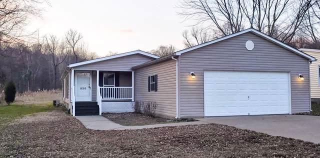 820 Deer Haven, Owensboro, KY 42301 (MLS #77997) :: The Harris Jarboe Group