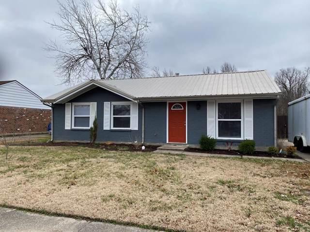 5445 Gerald Drive, Owensboro, KY 42301 (MLS #78146) :: The Harris Jarboe Group