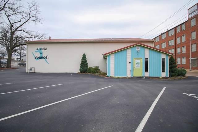 909 Moseley Street, Owensboro, KY 42303 (MLS #78223) :: The Harris Jarboe Group