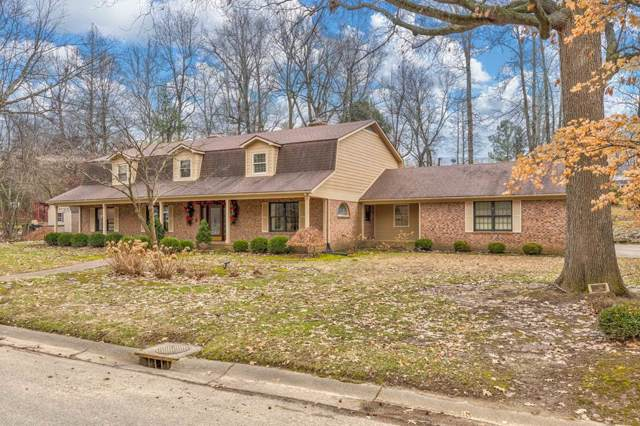 1410 Hunting Creek Drive, Owensboro, KY 42303 (MLS #78245) :: The Harris Jarboe Group