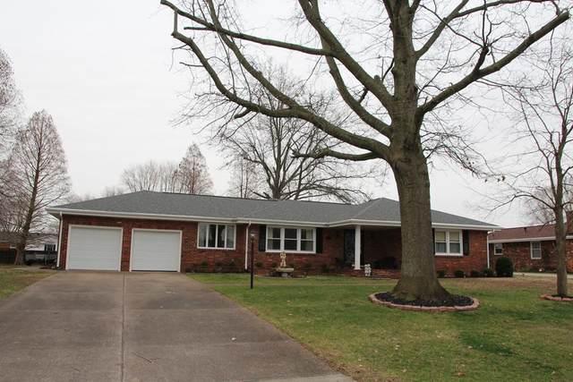 2407 Woodland Drive, Owensboro, KY 42301 (MLS #78341) :: The Harris Jarboe Group
