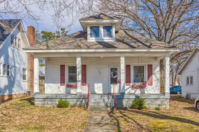 213 East 21st Street, Owensboro, KY 42303 (MLS #78360) :: The Harris Jarboe Group