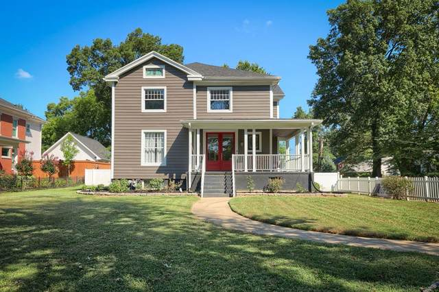 703 Griffith Avenue, Owensboro, KY 42301 (MLS #78392) :: The Harris Jarboe Group