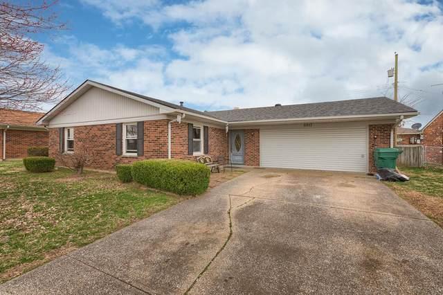 2617 Secretariat Drive, Owensboro, KY 42301 (MLS #78546) :: The Harris Jarboe Group
