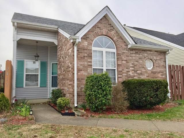 2412 Elder Drive, Owensboro, KY 42301 (MLS #78599) :: The Harris Jarboe Group