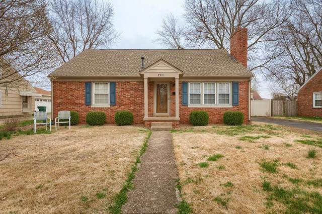 2511 S. Cherokee Drive, Owensboro, KY 42301 (MLS #78624) :: The Harris Jarboe Group