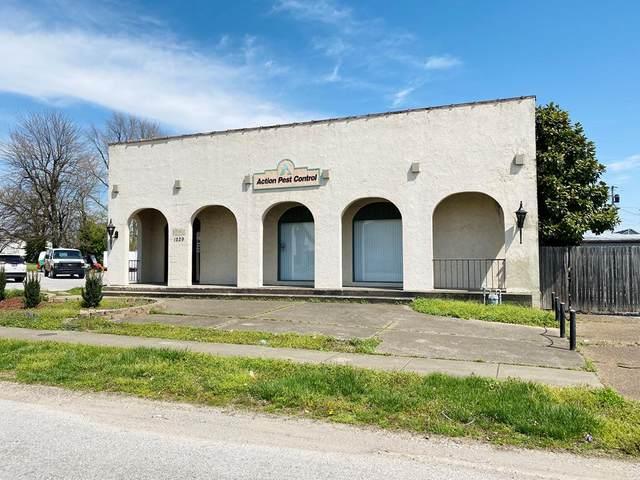 1229 Sweeney Street, Owensboro, KY 42303 (MLS #78749) :: The Harris Jarboe Group