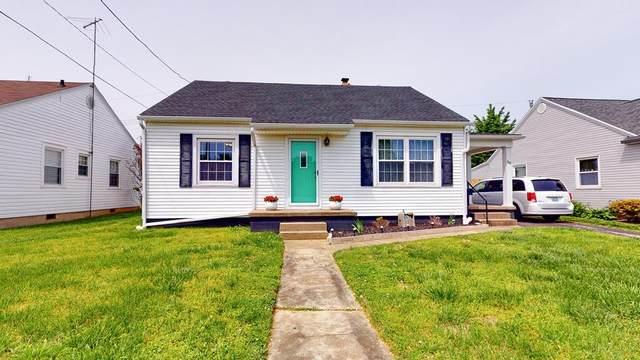59 Colonial Court, Owensboro, KY 42303 (MLS #78908) :: The Harris Jarboe Group