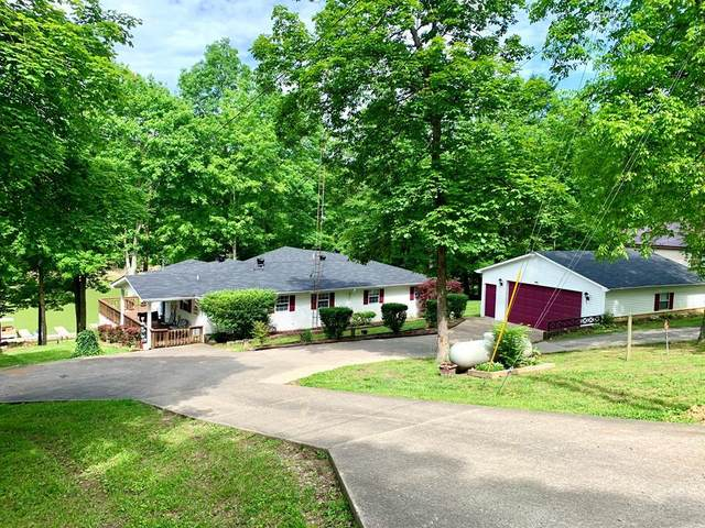 478 Pine Ridge Ln., Hardinsburg, KY 40143 (MLS #79009) :: The Harris Jarboe Group