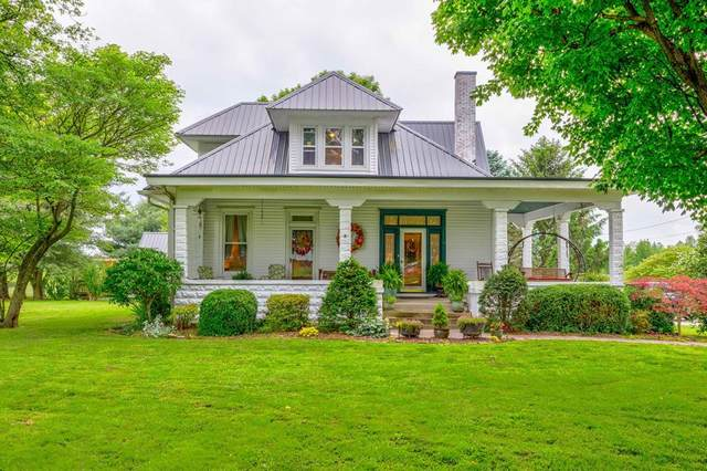1595 4th Street, Lewisport, KY 42351 (MLS #79010) :: The Harris Jarboe Group