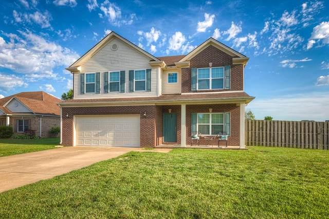 5496 Meadow Grove, Owensboro, KY 42301 (MLS #79083) :: The Harris Jarboe Group