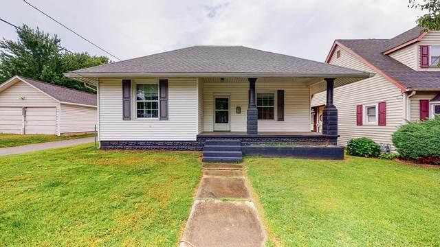 309 13th Street, Henderson, KY 42420 (MLS #79109) :: The Harris Jarboe Group