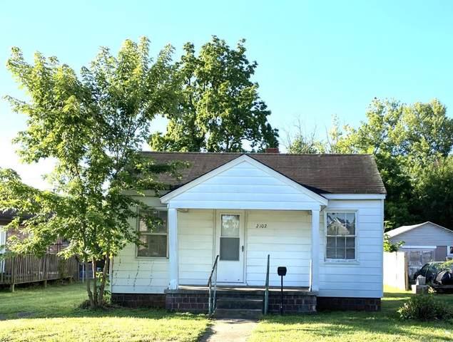 2102 Mcfarland Ave, Owensboro, KY 42301 (MLS #79339) :: The Harris Jarboe Group