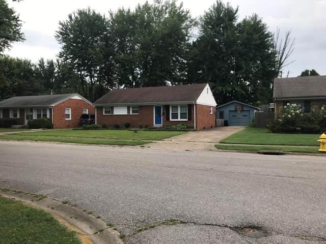 152 Tennyson Drive, Owensboro, KY 42303 (MLS #79485) :: The Harris Jarboe Group