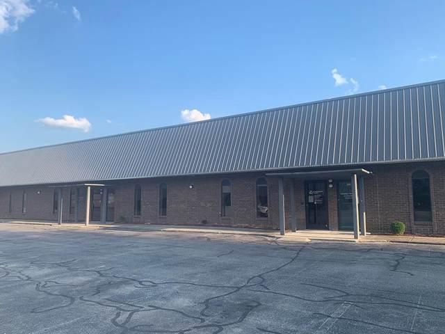 2816 Veach Road - Suite 306, Owensboro, KY 42303 (MLS #79626) :: The Harris Jarboe Group