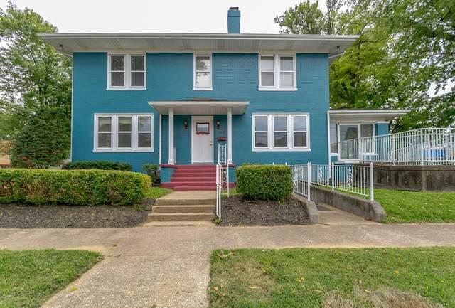 206 W 17th St., Owensboro, KY 42301 (MLS #79710) :: The Harris Jarboe Group