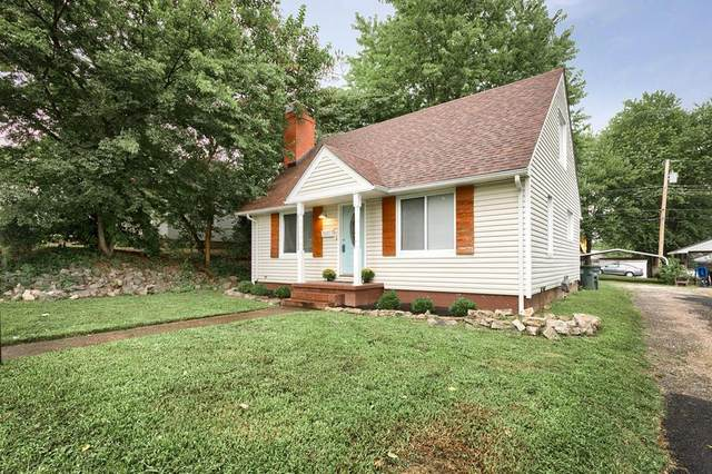1605 Daviess Street, Owensboro, KY 42303 (MLS #79749) :: The Harris Jarboe Group
