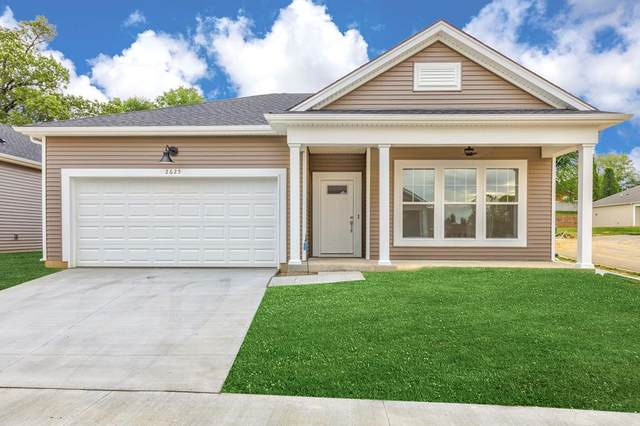 2625 Central Park Court, Owensboro, KY 42303 (MLS #79854) :: The Harris Jarboe Group